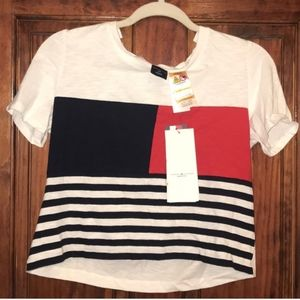 Tommy Hilfiger Crop Top Limited Edition SMALL
